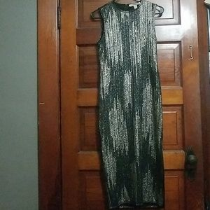 Long sparkling dress